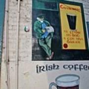 Dublin Street Art Poster