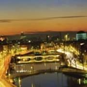 Dublin,co Dublin,irelandview Of The Poster
