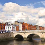 Dublin's Fairytales Around  River Liffey 3 Poster