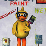 Duck Boy Poster