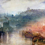 Dudley Poster by Joseph Mallord William Turner