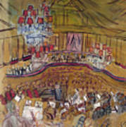 Dufy: Grand Concert, 1948 Poster