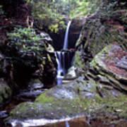 Duggers Creek Falls Poster