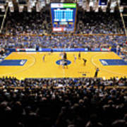 Duke Blue Devils Cameron Indoor Stadium Poster by Replay Photos