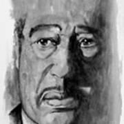 Duke Ellington Poster