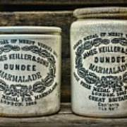 Dundee Marmalade Country Kitchen  Poster