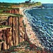Dunes At Montauk Poster
