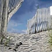 dunes in RI Poster