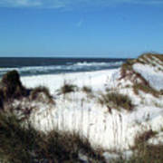 Dunes On St. Joseph Poster