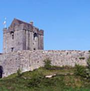 Dunguaire Castle Kinvara Ireland Poster