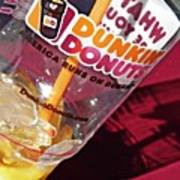 Dunkin Ice Coffee 29 Poster