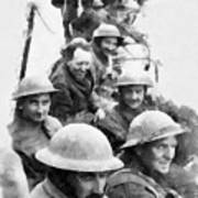 Dunkirk By John Springfield Poster