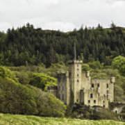 Dunvegan Castle Poster
