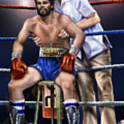 Duran Hands Of Stone 1a Poster