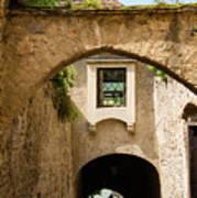 Durnstein Archways Poster