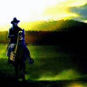 Dusk Rider Poster
