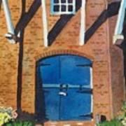 Dutch Door Poster