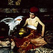 Duveneck: Turkish, 1876 Poster
