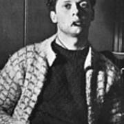Dylan Thomas (1914-1953) Poster
