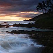 E Hamau O Makani Mai Auanei Aloha Paako Poster