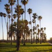 Early Morning In Santa Barbara Poster