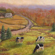 Early Spring Vermont Poster