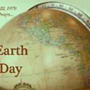 Earth Day Always Poster
