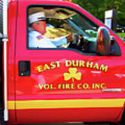 East Durham Vol. Fire Co.inc 1 Poster