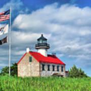 East Point Lighthouse Nj Poster
