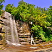 Eastatoe Falls/twin Falls 2 Poster