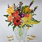 Easter Arrangement Poster