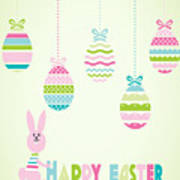Easter Bunny-jp2774 Poster