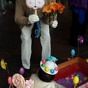 Easter Parade Visit Poster