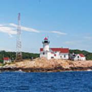 Eastern Point Light Poster