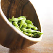 Edamame Poster by Kicka Witte - Printscapes