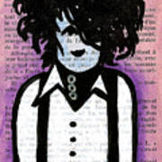 Edward Poster by Jera Sky