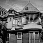 Eerie Winchester House  Poster