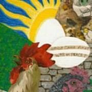Eggistence Poster