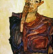 Egon Schiele (1890-1918) Poster