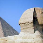 Egypt - Pyramids Abu Alhaul Poster