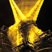 Eiffel Tower New Year Poster