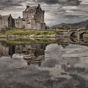 Eilean Donan Castle 3 Poster by Wade Aiken