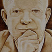 Eisenhower The Man - Poster Poster