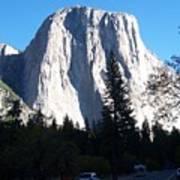 El Capitan Yosemite Poster