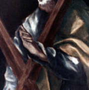 El Greco: St. Andrew Poster