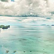 El Nido Bay Poster