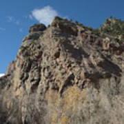 Eldorado Canyon Hill Poster