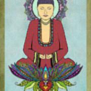Electric Buddha Poster