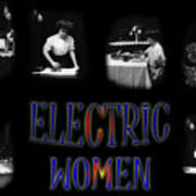 Electric Women Poster