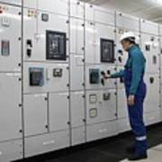 Electrical Panel Board Manufacturers Poster